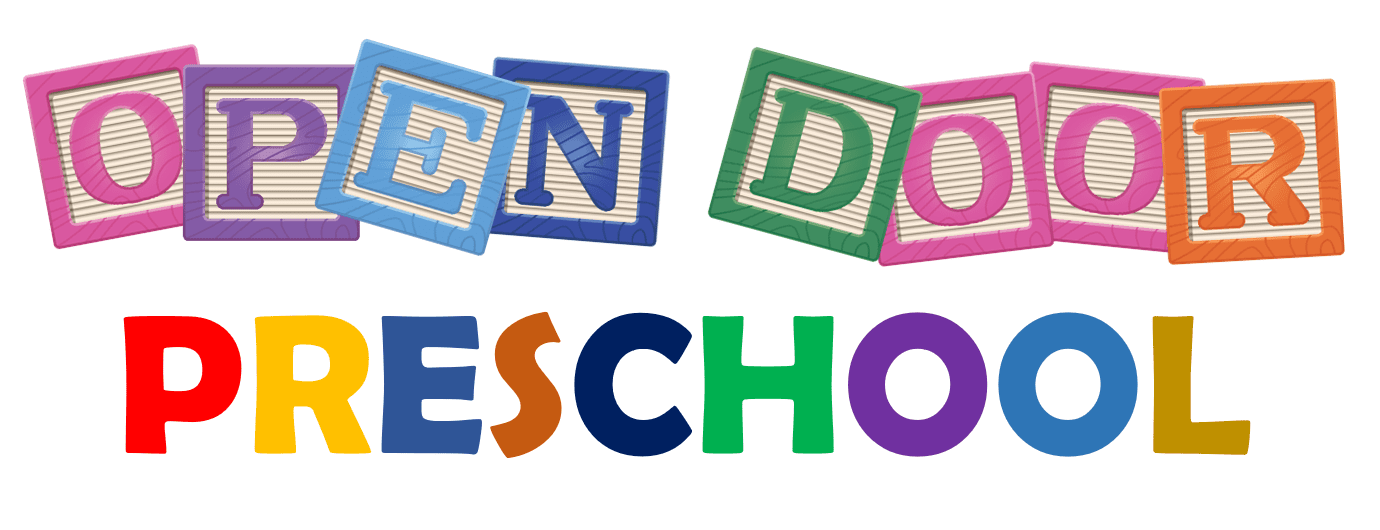 Open Door Preschool Logo
